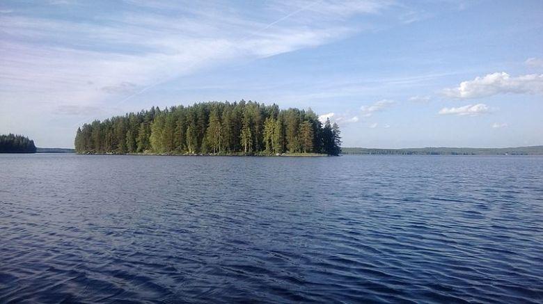 Kintauksen Kuoliosaari. Kuva: Wikimedia Commons.
