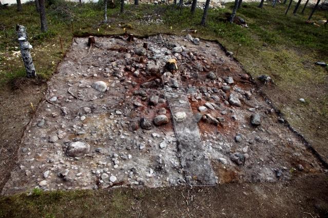 Pohjois-Pohjanmaalta löytyi uusi kivikautinen hautatyyppi