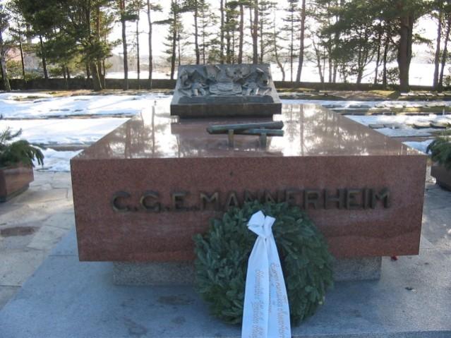 Mannerheimin hauta
