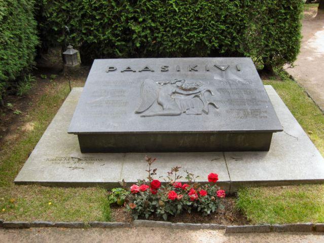 Paasikiven hauta