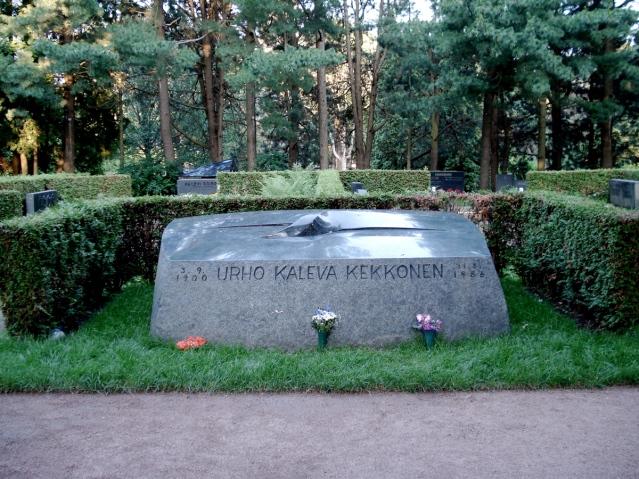 Kekkonen_grave_helsinki