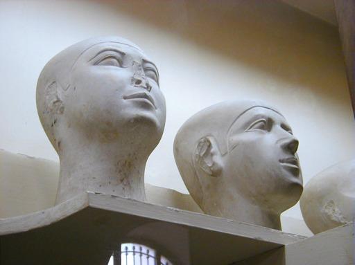 Egyptiläiset varapäät