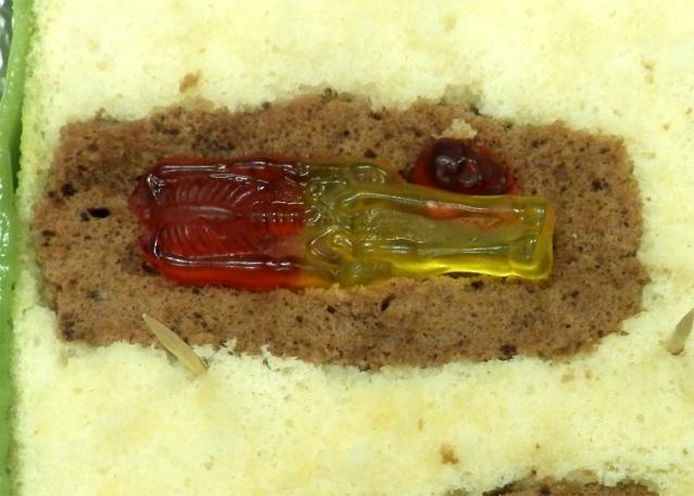 Arkeologinen kakku