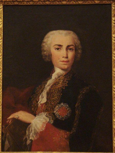 1700-luvulla hoveja kiertänyt italialainen oopperalaulaja Farinelli oli kastraatti. Kuva: Wikimedia Commons.