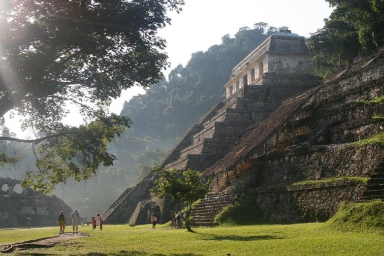 Palenque. Kuva: Carlos Adampol Galindo/Creative Commons.