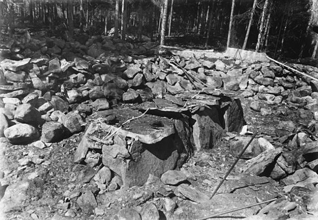 Kuva: A. M. Tallgren 1918 (Finna.fi)