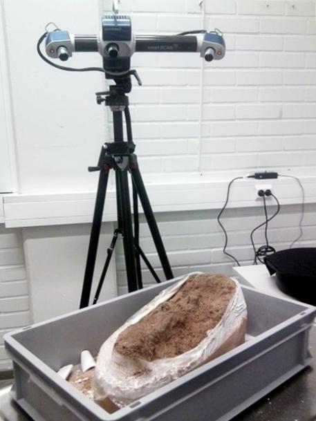 kuva 3D-skannauksesta