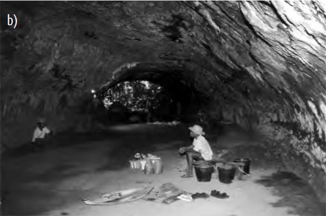 Liang Lembudun luola Aru-saarilla. Kuva: O'Connor et al.