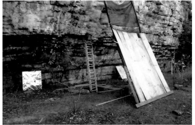 Kaivaukset Madjedbeben asuinpaikalla1989. Kuva: Clarkson et al. 2015, fig. 2.