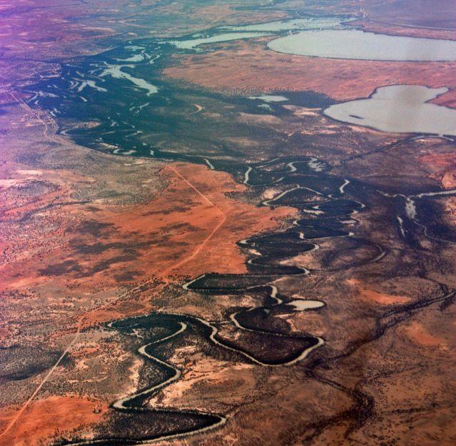 Darling-joen aluetta, jolla Tim Keegan/Flickr