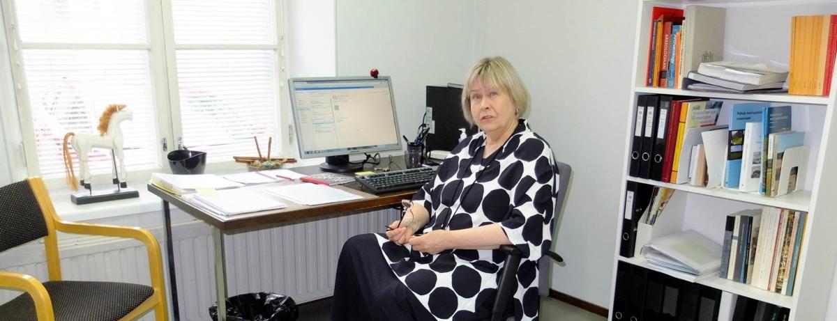 Haastattelussa Turun yliopiston arkeologian lehtori Kristiina Korkeakoski-Väisänen