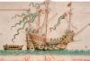 Englannin laivaston lippulaiva Mary Rose oli nimetty kuningas Henrik VIII:n sisaren sekä Tudor-suvun tunnuksen, ruusun, mukaan. Laiva upposi kesällä 1545 ja nostettiin 1982.
