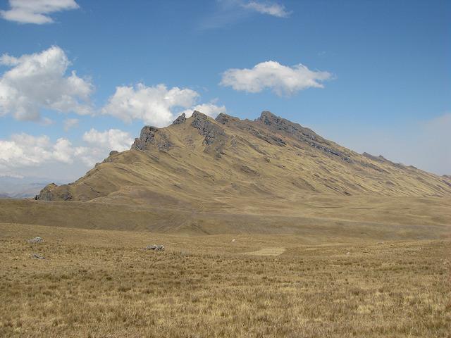 Pachatusan-vuori, yksi inkojen tärkeimmistä seremoniapaikoista. Kuva: Edwin Bellota/CC.