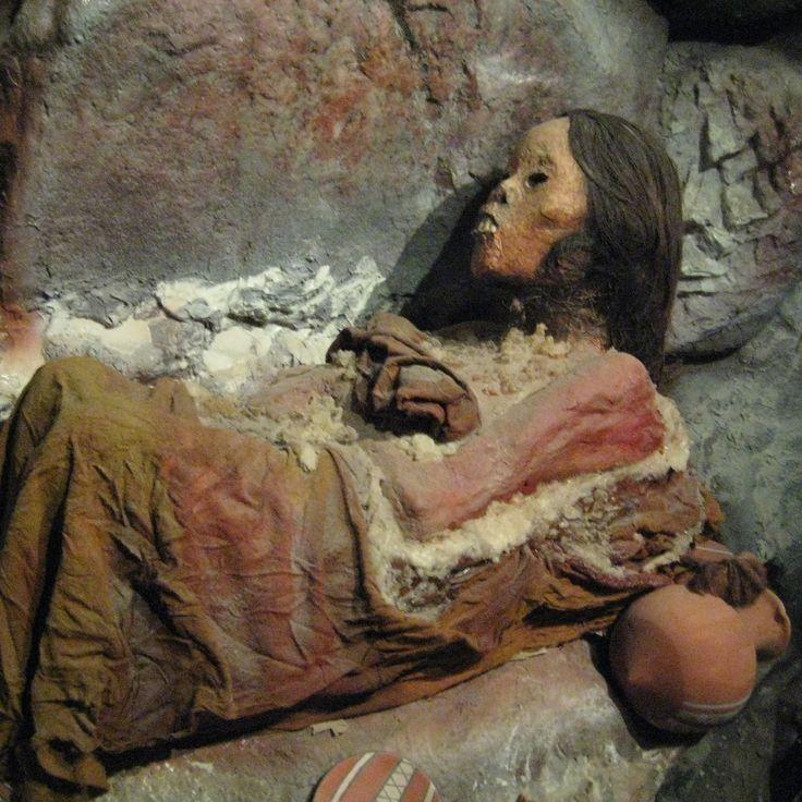 Arequipasta löytynyt, Juanitana tunnettu muumio.