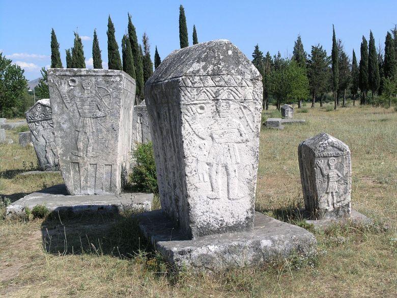Radimljan kalmistossa. Kuva: Matěj Baťha/CC.