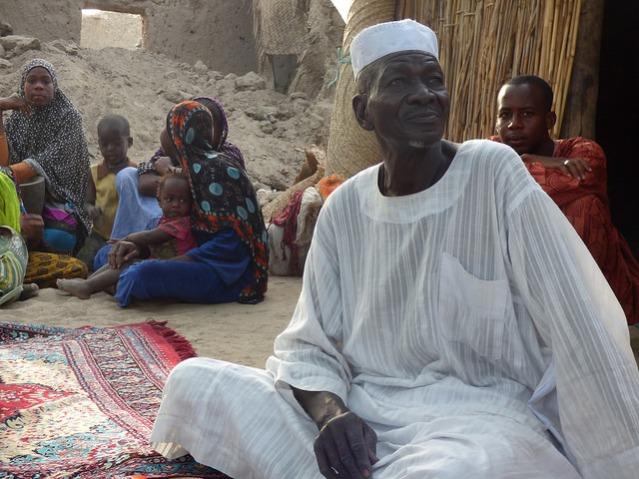 Tsadissa nykyisin asuvat kotokot pitävät nykyisin kokonaan kadonnutta sao-kansaa esi-isinään. Kuva: United Nations Chad/Flickr CC.