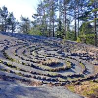 Miehikkälän jatulintarhat – kivilabyrintteja keskiajalta?