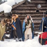 Muinaisuuden kuvitusta Eurassa osa 2: talvi
