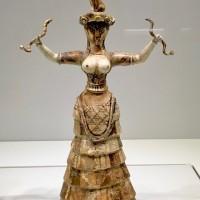 Ruumiillisuus ja henkisyys varhaisessa minolaisessa kulttuurissa