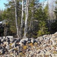 Rakanmäeltä löytynyttä lapioharkkoa vastaavia esineitä on löytynyt runsaasti Keski-Ruotsin alueelta. Esine on puolivalmiste, joka oli tuotu paikalle esineeksi työstettäväksi. Harkko on sijoitettuna Tornionlaakson perusnäyttelyyn.