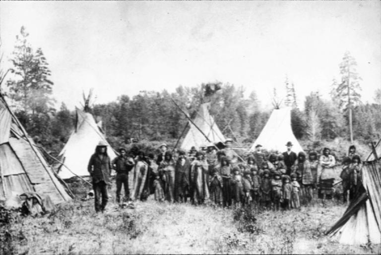 Kootenai intiaani reservaatti